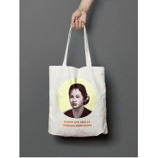 Kartini Tote Bag